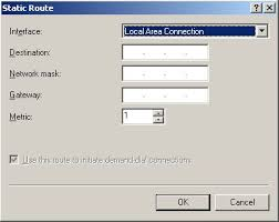 Windows Routing Table How To Add Route To Tcp Ip Routing Table With Windows Routing And