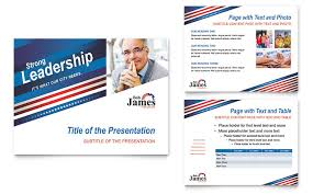 political campaign powerpoint presentation powerpoint template