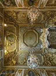 chambre antoinette the bed chamber of antoinette palace of versailles ceiling