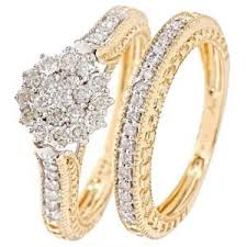 rings bridal wedding favors him and overstock cheap wedding bands sets