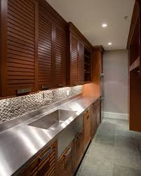 Louvered Cabinet Door 15 Cabinet Door Styles For Kitchens Homecraft