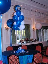 Table Decorations For Graduation Graduation Table Balloons And Tunes