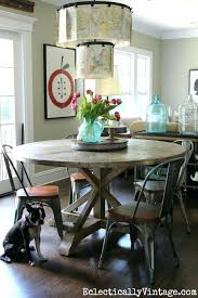 round farmhouse dining table small round farmhouse table love this round farmhouse dining table