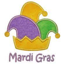 mardi gras hat mardi gras hat applique where the fairy tale begins custom