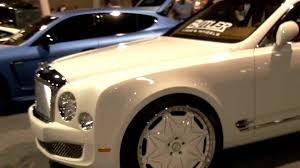 mulsanne on rims bentley mulsanne bently mulsanne on forgiatos v103 carshow youtube