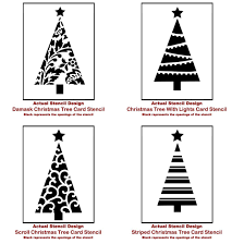 how to make rustic christmas wall art using stencils stencil stories