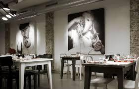 retro classic painting mazzo restaurant wall decor ideas also
