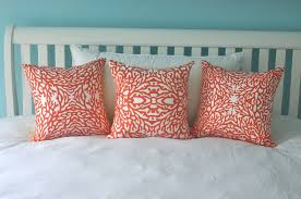 Throws And Cushions For Sofas Interior Red And Gold Throw Pillows Orange Sofa Pillows Orange