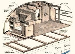 teardrop cer floor plans cer trailer plans pdf with cool picture fakrub com