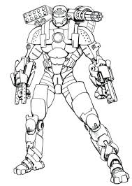 iron man coloring amazing iron man coloring pages on download