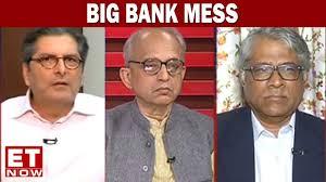 caption for big haircut bad loan mess heavy haircut for banks big bank mess india