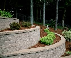 Tiered Backyard Landscaping Ideas Dagostino