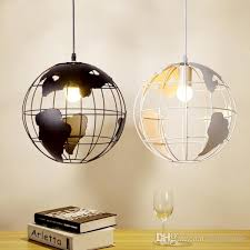 Pendant Lighting Shades Creative Arts Cafe Bar Restaurant Globe Hallway Office Pendant