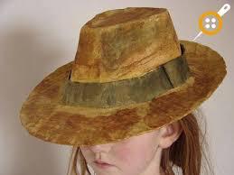 como hacer un sombrero de carton cómo hacer un sombrero de papel sombrero de vaquero hobby works