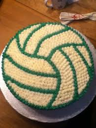 volleyball cupcakes cupcakes pinterest volleyball cupcakes