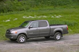toyota tundra crewmax length then and now 2000 2014 toyota tundra
