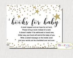 bring a book instead of a card baby shower baby shower invitations books instead of cards yourweek