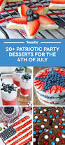 27 easy 4th of july desserts red white and blue recipes for