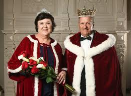 mardi gras royalty dr phillip siegert elizabeth milas are mardi gras royalty