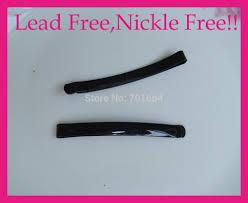 wide bobby pins 50pcs 3 5mm 8 5cm 3 35 black slim plain metal bobby pins at