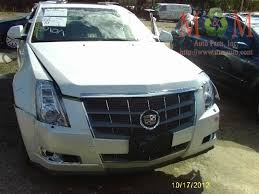 cadillac cts auto parts used 2008 cadillac cts electrical info gps tv screen infotainment