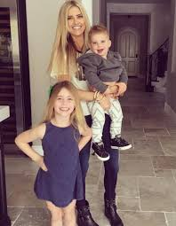 Tarek And Christina El Moussa by Christina El Moussa On Divorce It U0027s All Good The Hollywood Gossip