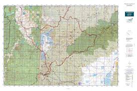 Montana Land Ownership Maps by Mt Big Horn Sheep Gmu 270 Map Mytopo