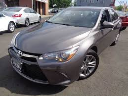 toyota camry for sale in nj 2016 toyota camry se in irvington nj foreign auto imports