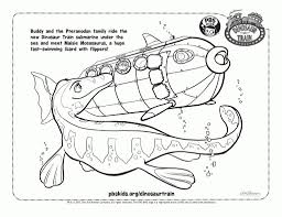 enjoyable dinosaur train coloring pages dinosaur train coloring