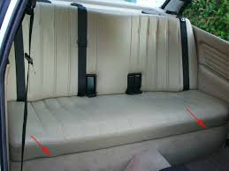 bmw rear seat protector bmw e30 rear seat removal