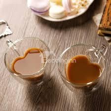Heart Shaped Mugs Porcelain Coffee Mugs And Saucers Sets Beddinginn Com