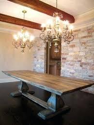 diy farmhouse dining room table plans farm style tables uk decor