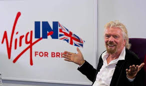 richard branson u0027s virgin to bankroll secret blairite campaign to