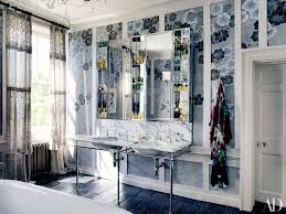 kate moss designs wallpaper collection for london home