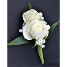 Corsage And Boutonniere For Homecoming Prom Flowers Norman Florist Flower Shop In Flanders U0026 Livingston