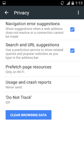 clear history android how to clear history from android phones