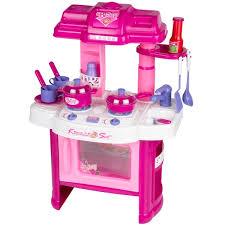 cuisine dinette pour enfant avec et lumière 29 pièces maison