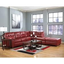 Leather Sectional Sofa Ashley by Sofas Ashley Durablend Sofa Durablend Couch Durablend Leather