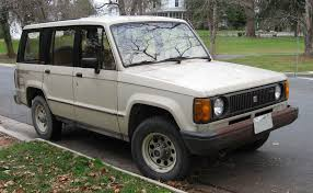 1981 isuzu pickup information and photos momentcar