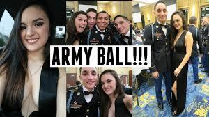 military army ball vlog january 9th 2016 youtube