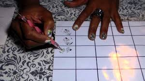 how to make your own nail decals youtube
