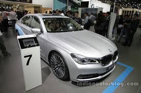 2016 bmw 740le xdrive auto china live