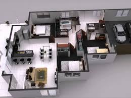 free 3d floor plan software 3d simple house plans designs 3 bedroom floor plan free luxihome