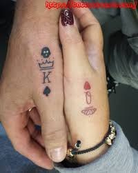 tattoo queen photos king and queen tattoos for men and woman images gallery
