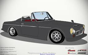 datsun roadster new project 1970 datsun 1600 roadster performance auto gallery blog