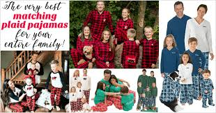 matching family pajamas and the best place to buy them