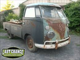 Vintage Ford Truck Parts For Sale - 1963 classic vw single cab for sale project truck