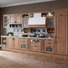 smart expo modern grey hpl wood wholesale kitchen furniture with