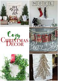 bloggers best cozy christmas decor