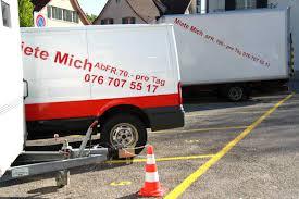 Vermietung Lieferwagen Mieten Bern Con Vw Lt 35 Transporter Autovermietung